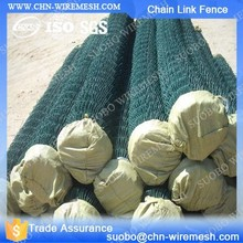 6 Foot Chain Link Fence Electric Fence Insulators Decorative Villa Fence