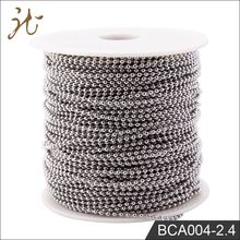 Original Manufacturer Wholesale Metal Ball Link Chain