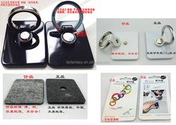 hot selling Multipurpose Robot Shape Universal Phone ring holder for mobile phone