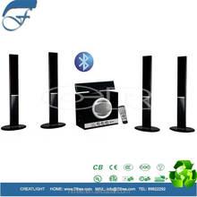 bluetooth 5.1 speaker television speaker surround hifi wireless option