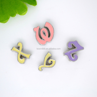 Wholesale alibaba letter charms alphabet jewelry pendant