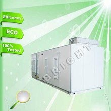cooling and heating modulor Type rooftop aircon