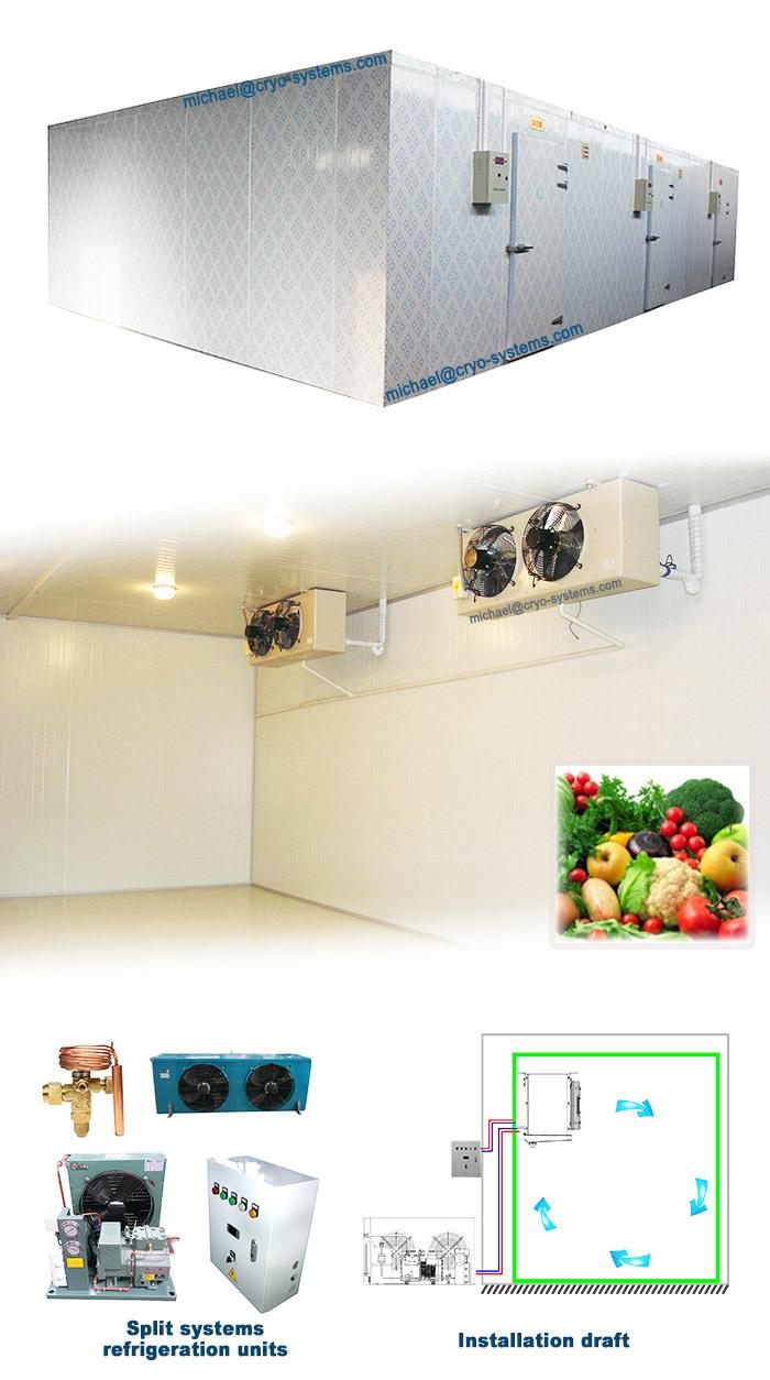 Ice cream congel de stockage chambre froide cong lateur walkin pvc rideau chambre froide for Rideau chambre froide
