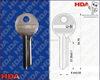 BRI-26L Types of Door brass/Iron blank keys