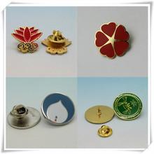 High Quality Custom 3mm Metal Lapel Pin Badges