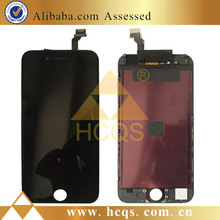 100% good working for iphone 6 lcd display panel, replacement lcd panel for iphone 6