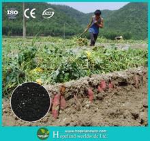 Root crops special pure natural biomass silicon calcium magnesium fertilizer