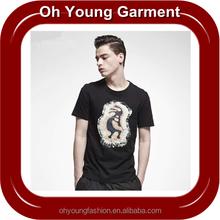 Hot sale factory price cheap bulk sublimation custom-designed printed t shirt short sleeve good feel