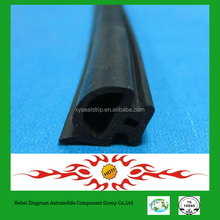 EPDM rubber strips automobiles parts with TS16949