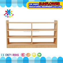 Children Storage Universal Cabinets Kindergarten Furniture Wooden Children Toys Storage Cabinets(XYH12137-4)
