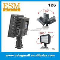 Alibaba express Manufacuture Photographic Equipment LED Studio Light/Video LED Light/DSLR Camera lED Light