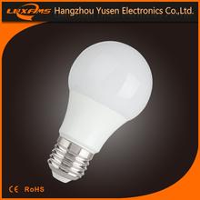 CE RoHS EMC LVD REACH 7W LED bulb A60