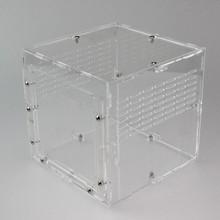acrylic reptile cage