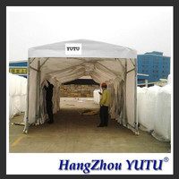 TLP0134 Fabric And Decorating Tent For Exhibition Show