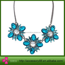 The new luxury fashion jewelery necklace, Europe and the United States exaggerated ornaments