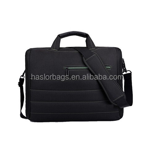 Popular Computer Sac d'ordinateur portable sac nylon imperméable sac d'ordinateur portable avec poignée