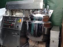 salami and wurst liquid storage &manufacturer & process stirring mixing tank transfer pump grinder