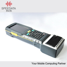 Wholesale Portable Wireless Data thermal printer pda with wifi gprs