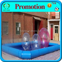 2015 Hot sale inflatable pool large ,inflatable indoor pool,swimming pool competition equipment