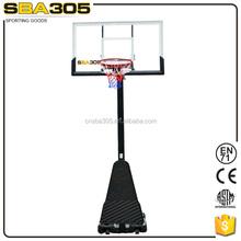 fiberglass basketball board supplier