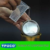 Good bonding to TPU film and textile spraying solvent base lamination PU adhesive
