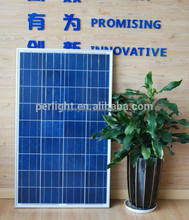 High efficiency top seller 260w monocrystalline solar panel pv module