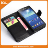 Magnetic with Stand Leather Case Flip Cover Case for Samsung Galaxy S4 Active i9295