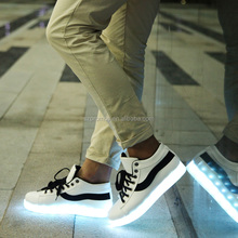 Mens womens fashion led sneaker,led flashing shoe
