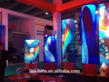 P6.67 indoor full color soft/flexible LED display with SMD3528