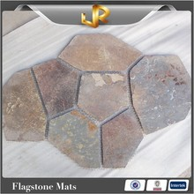 Eco-friendly Chinese flagstone interior floor tile