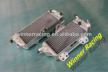L&R alloy aluminum radiator for Kawasaki KX125 1990 1991-1993/KX250 1992-1993