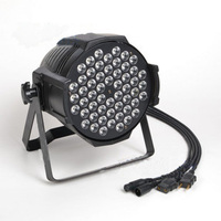 High quality 54x3w LED Par Light Waterproof IP65 DJ outdoor LED Stage Lights