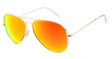 Free Sample Custom Promotional metal 3025 pilot sunglasses