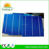 4W low efficiency 156mmx156mm cheap solar cells A grade polycrystalline photavaltic solar cells 6x6