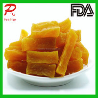 Pet Food Manufacturing 100% Natural Dried Sweet Potato Snacks for Dogs