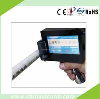2015 hotselling cheap hand expired print, hand held expiry date printing machine