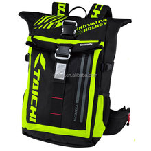 Tachi RS V2 outdoor Sport,Day Backpack motorcycle cycling backpack bag with LED light