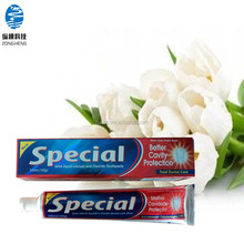100ml(150g) with liquid calcium and fluoride toothpaste
