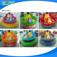 Manufacturer supply ufo inflatable bumper car with competitive cost