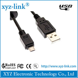 XYZ-Link China Factory data cable micro usb 2.0/3.0/3.1version
