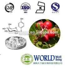 factory supply nature a-Arbutin powder CAS 84380-01-8 Alpha arbutin 4-Hydroquinone-alpha-D-glucopyranoside