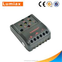 12v 24v street light pwm solar panel/charge controller