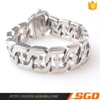 2015 New Style Luxury Quality Man Advertisement Bracelet