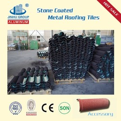 Nigeria stone coated roof tile,metal roof tile for house,stone coated steel Roof tile