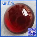 cabochão redondo granada de corte de pedra na china