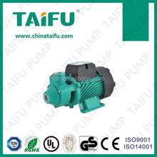 50 bar high pressure water pumps 0.75HP 45L/MIN 1''X1'' QB70