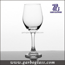 glass restaurant ware , white wine glass goblet, sparking wine stemware