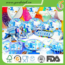 wholesale birthday paper party supply decoration supply