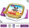 Pet snacks Chicken Fillet & Chicken Liver & Corn Tray for Dog