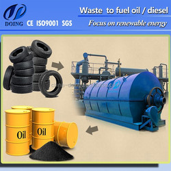 10T Waste Engine Oil To Diesel Machine Used Engine Oil Recycling Equipment Without Emission And Discharging